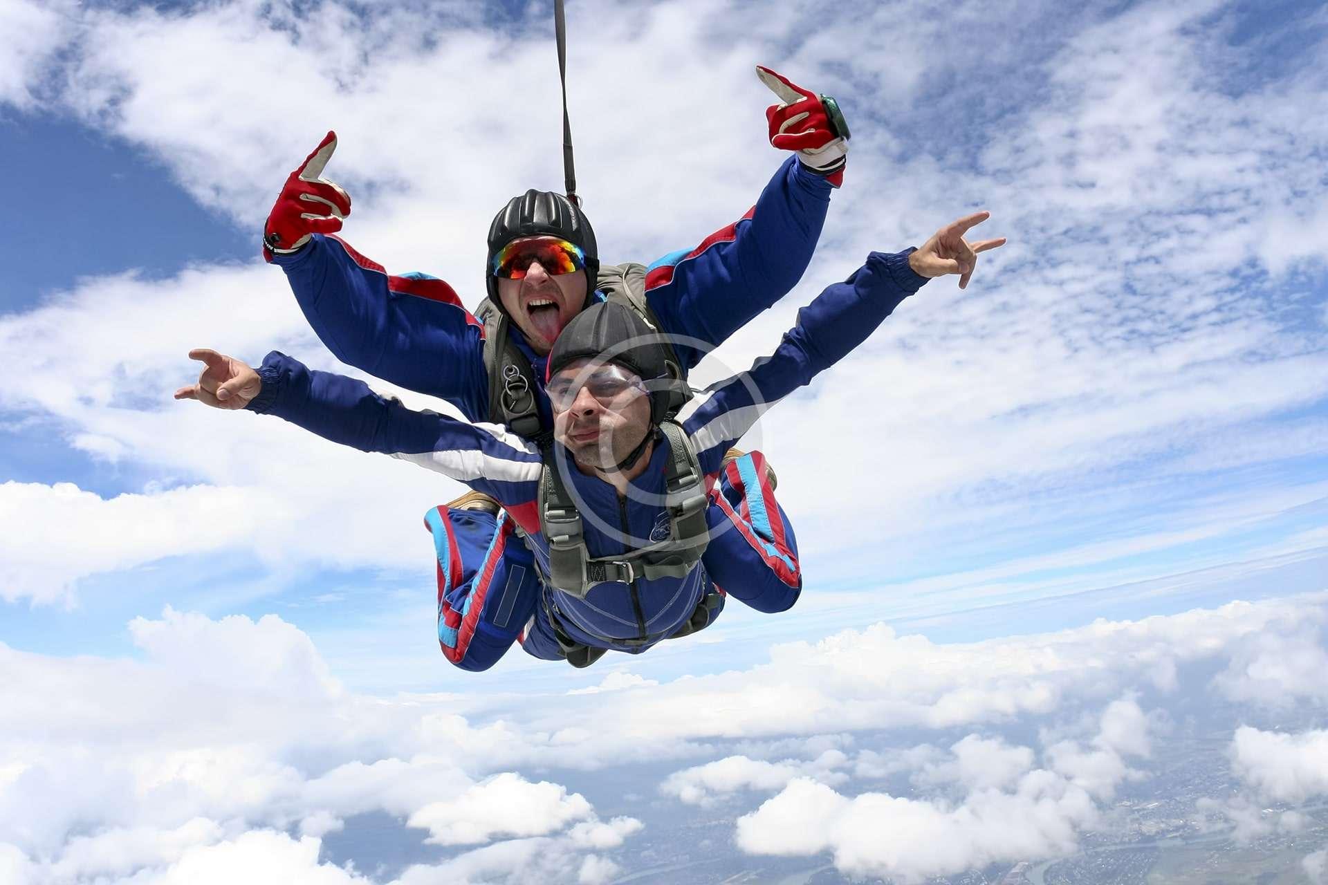 Skydiving Intermediate Class